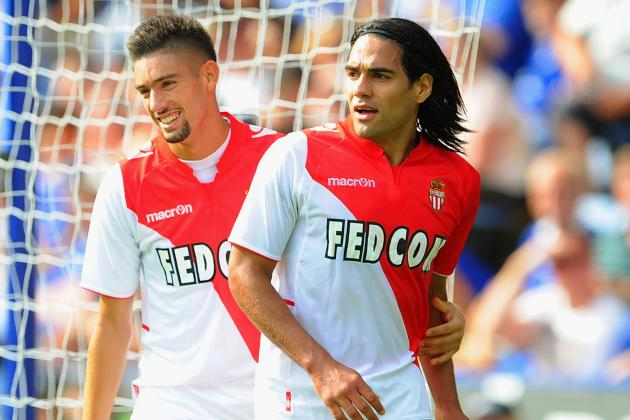 Ligue 1: Week 5-Falcao, Ibrahimovic and Cavani Watch