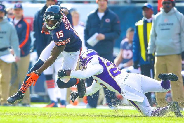 Minnesota Vikings vs. Chicago Bears: Live Score, Highlights and Analysis