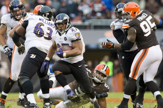 Browns vs. Ravens: Live Game Grades and Analysis for Cleveland