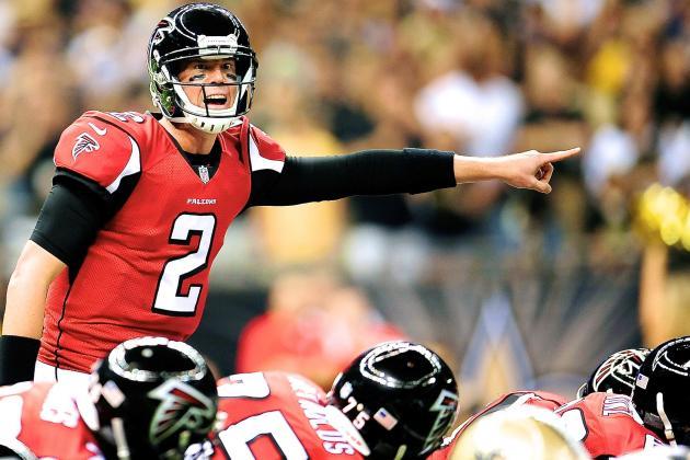 St. Louis Rams vs. Atlanta Falcons: Live Score, Highlights and Analysis