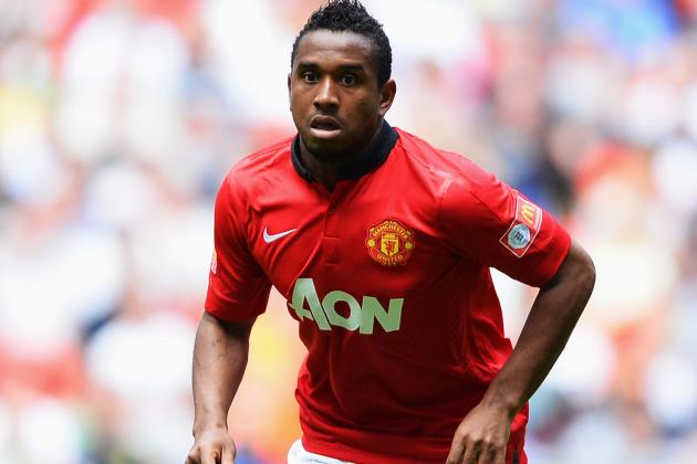 Anderson Guilty of Another Missed Chance at Manchester United