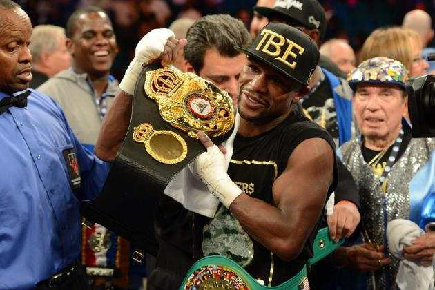 Mayweather vs. Canelo: CJ Ross' Questionable Scorecard Places Cloud over Boxing