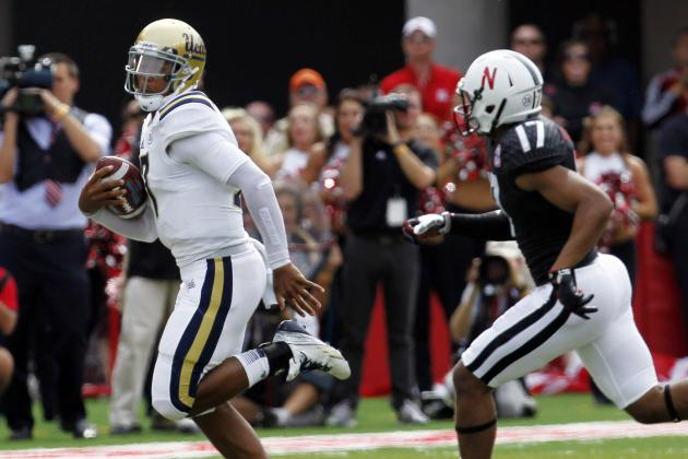 UCLA Football Beats Nebraska: Grading the Bruins' Offense