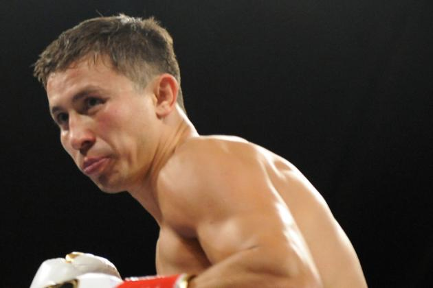 Golovkin Would Fight Mayweather