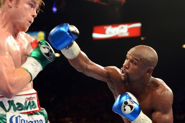 Mayweather vs. Canelo Round by Round: Breaking Down Scorecard from Money's Win