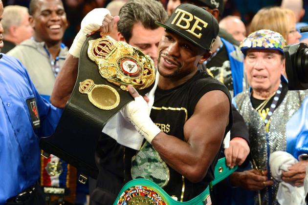 Floyd Mayweather's Next Fight: Why It's Time for Manny Pacquiao Superfight