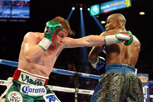 Floyd Mayweather vs. Canelo Alvarez: Potential Rematch Would Only Benefit Canelo