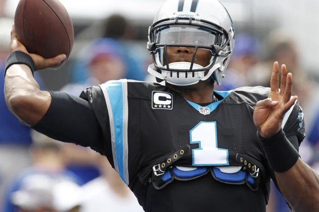 Newton off to Awful Start for Panthers