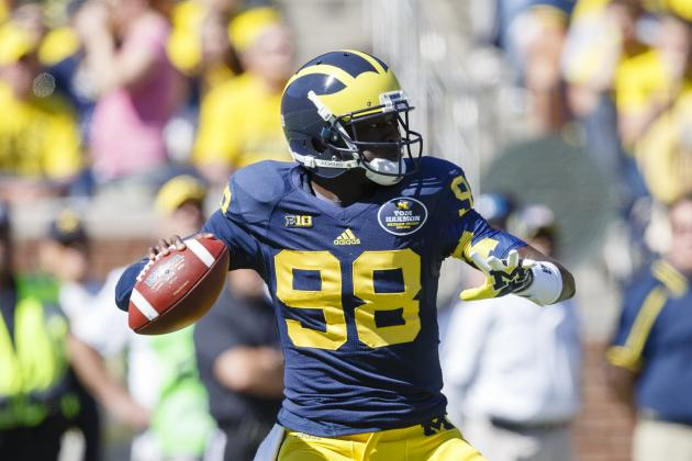 College Football Rankings 2013: Michigan and Teams Ready to Bounce Back in Polls