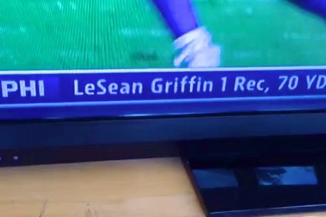 FOX Ticker Suffers Glitch, Every Player in NFL Named 'Griffin'