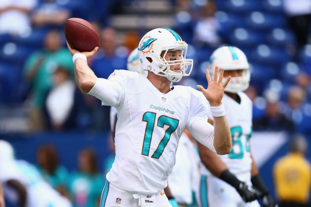 Miami Dolphins vs. Indianapolis Colts: Live Game Grades and Analysis for Miami