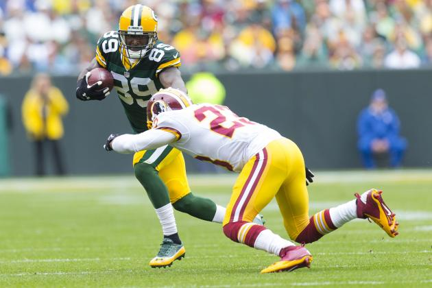 James Jones' Updated 2013 Fantasy Outlook After Week 2