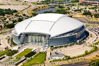What Uses More Electricity: Liberia, or Cowboys Stadium on Game Day?