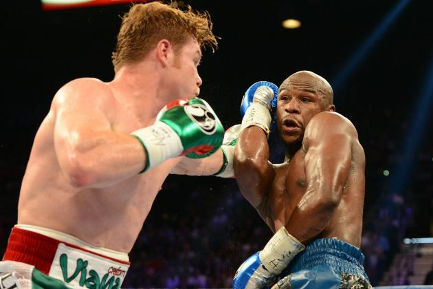 Floyd Mayweather: I Think Canelo Should Fight Molina