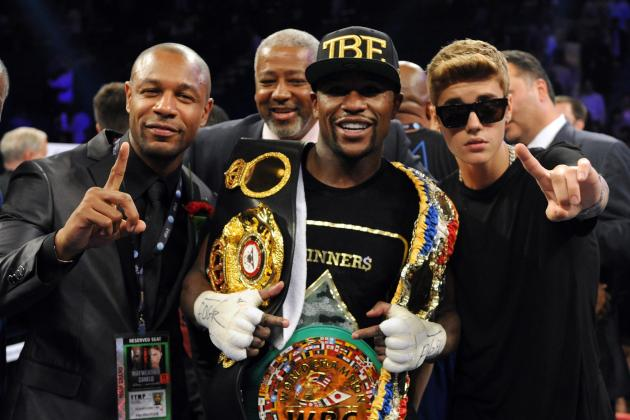 Floyd Mayweather's Best Potential Opponents After Canelo Victory