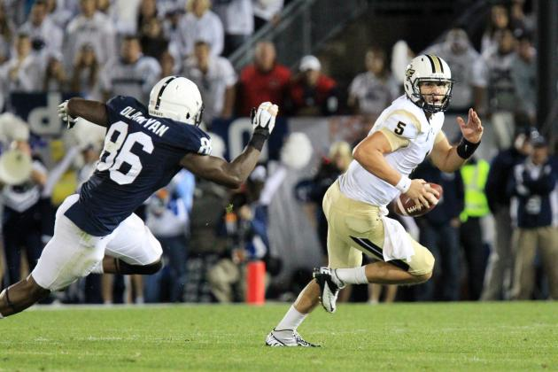 Penn State Needs to Find More Production from Its Defensive Ends