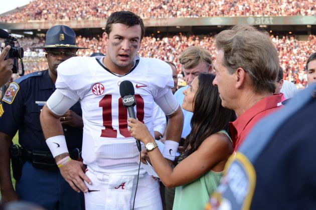 Alabama vs. Texas A&M: Biggest Winners and Losers from Crimson Tide's Victory
