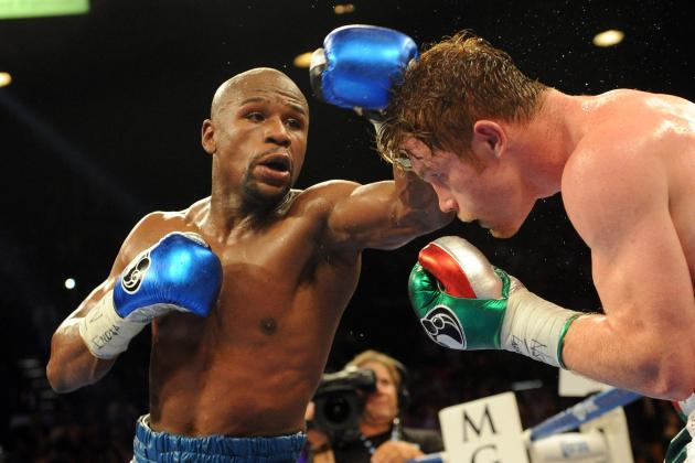 Mayweather vs. Canelo: Why Money's Performance Bodes Well for Future