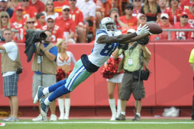 Can Dez Bryant Overtake Megatron as NFL's Best Wide Receiver?