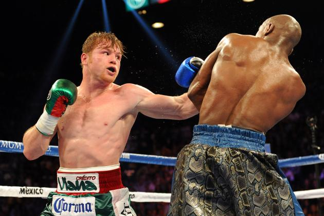 Canelo Alvarez Deserves Rematch with Floyd Mayweather
