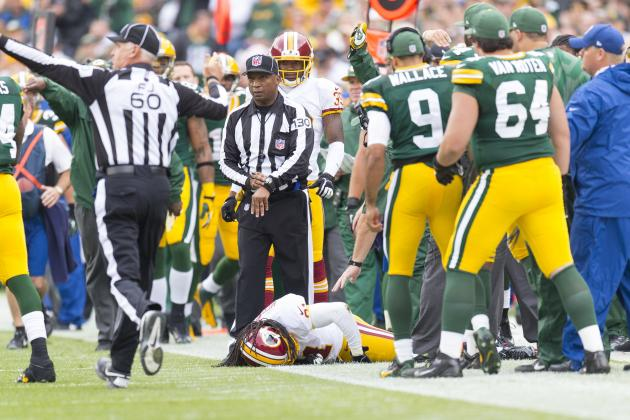 Should NFL Punish Brandon Meriweather for Controversial Hits?