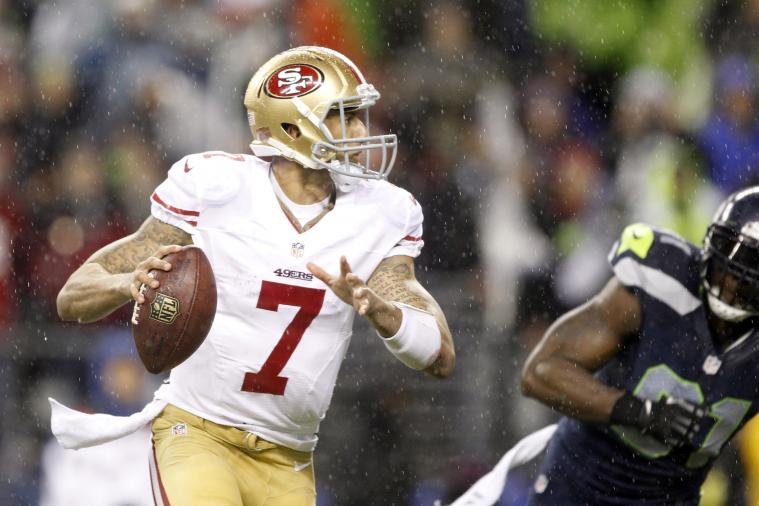 Colin Kaepernick Will Silence Seattle Seahawks Fans with Big Game in Week 2