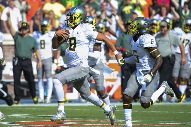 Oregon Ducks Football: Analyzing Pro Prospects for Ducks' Top Talents