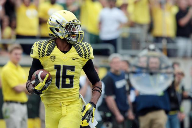 Meet AP Top 25 Voter Who Picked Oregon No. 1 over Alabama