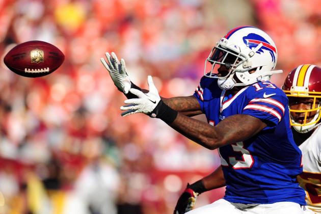 EJ Manuel, Stevie Johnson Lead Bills Past Panthers