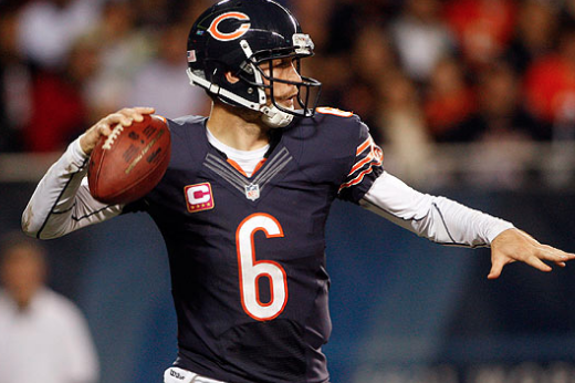 Cutler, Bennett Lead Bears over Vikings 31-30