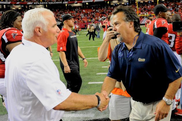Rams' Comeback Falls Short, Falcons Win 31-24