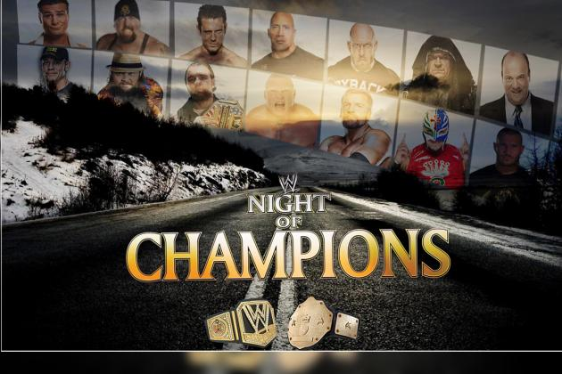 WWE Night of Champions 2013 Results: Live Reaction and Review