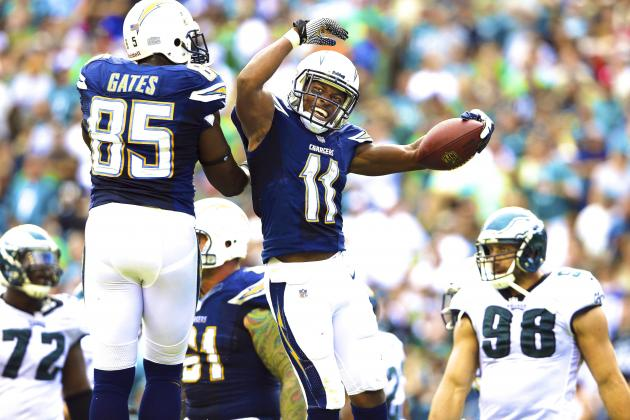 San Diego Chargers vs. Philadelphia Eagles Live Blog: Highlights and Analysis
