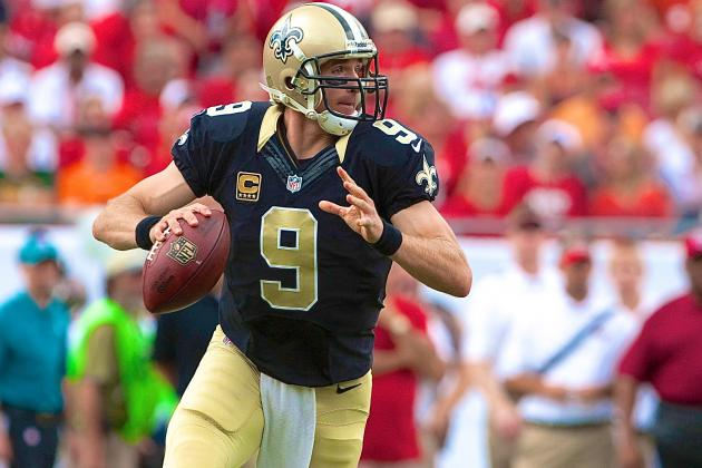 New Orleans Saints vs. Tampa Bay Buccaneers: Live Score, Highlights and Analysis