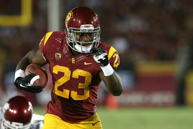 USC Football: RB Tre Madden Emerges as Trojans' New Workhorse