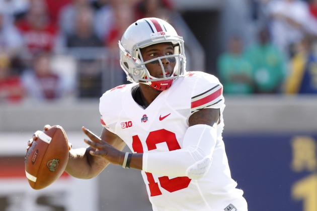 Ohio State Football: Kenny Guiton Should Be Used to Keep Braxton Miller Fresh
