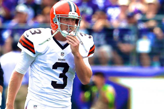 Brandon Weeden Injury: Updates on Browns QB's Thumb, Likely Return Date