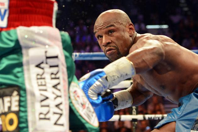 Floyd Mayweather Jr's Blueprint to Finish Showtime Contract
