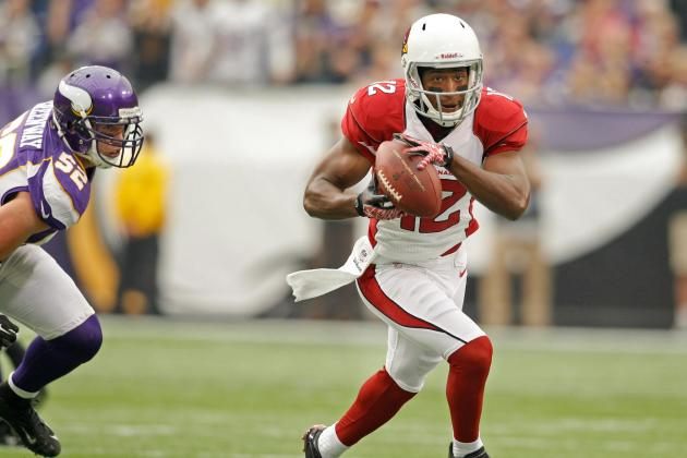 Andre Roberts vs. Michael Floyd: Fantasy Outlook After Larry Fitzgerald's Injury
