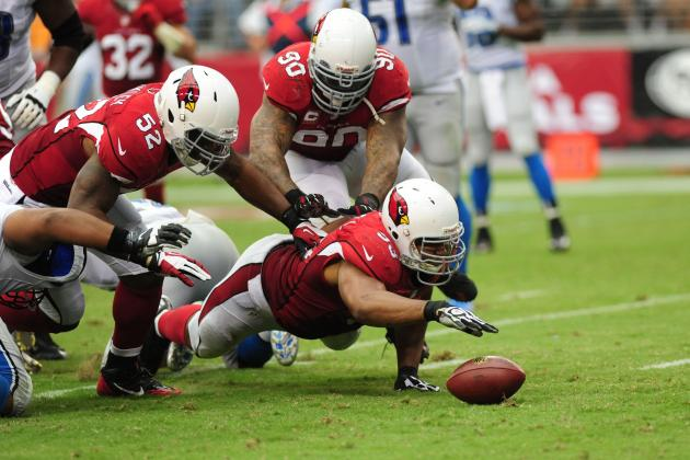 Detroit Lions vs. Arizona Cardinals: Live Scores, Highlights and Analysis