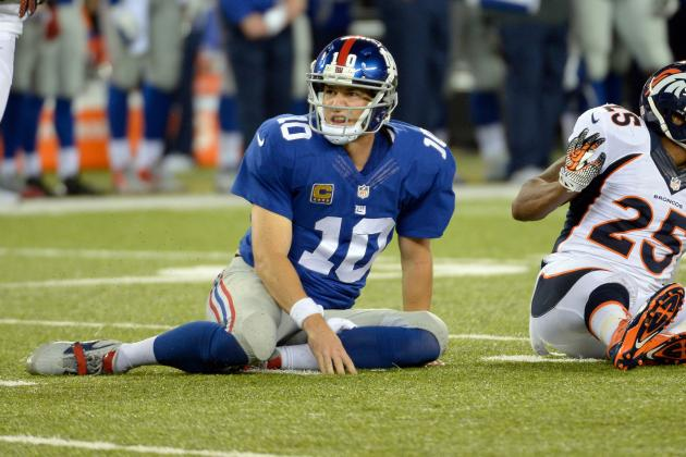 Eli Manning's Fantasy Trade Value, Updated Outlook After Week 2