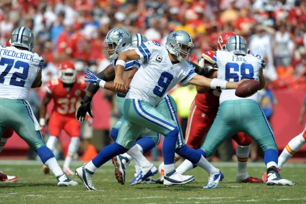 Romo Takes a Pain-Killing Injection Before Game