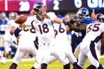 Peyton & Broncos Pick Apart Giants in Battle of Mannings