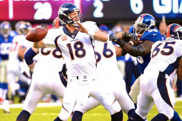 Broncos vs. Giants: Score, Grades and Analysis