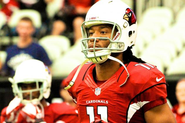 Larry Fitzgerald Injury: Updates on Cardinals WR's Hamstring
