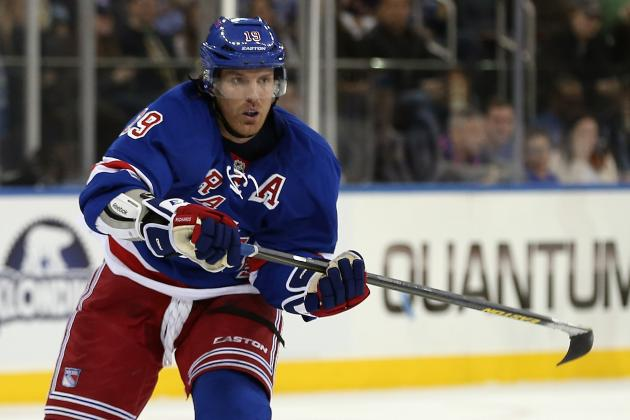 Why Brad Richards Is New York Rangers' Biggest X-Factor for 2013-14 Season