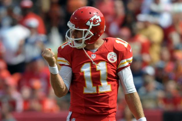 Smith Inspires Chiefs with Running, Passing and Toughness