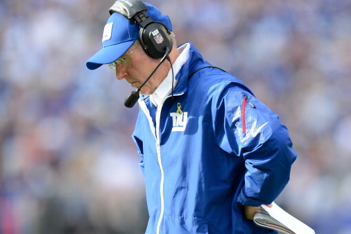 'Disappointed' Coughlin Says 'We Have to Hang in There'