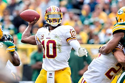 Redskins Need a Dynamic RGIII