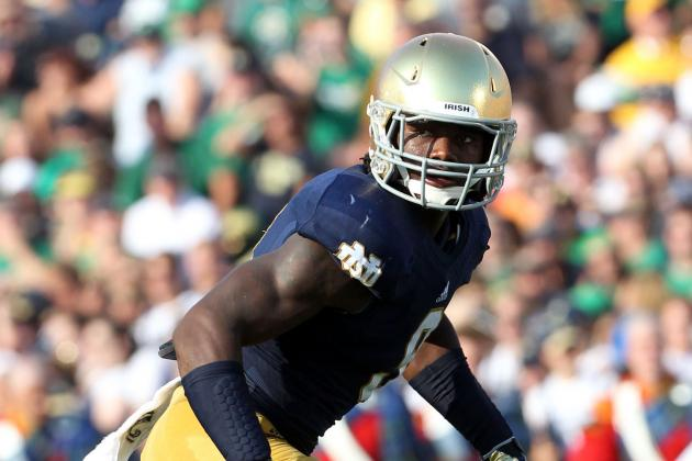 Notre Dame Football: Jaylon Smith Asserting Himself as Irish's Next Great LB